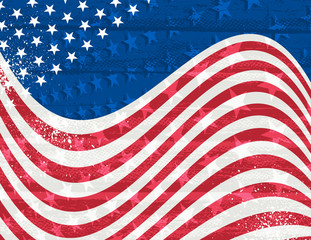 usa background , vector