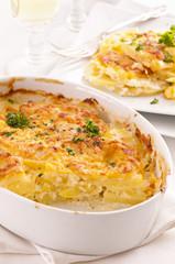 Kartoffeln gratin
