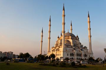 Adana Grand Mosque.