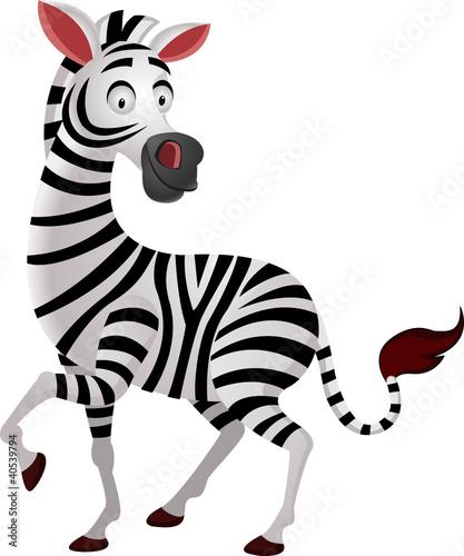 Zebra Cartoon  Zoo Cartoons gratis