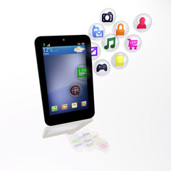 SMARTPHONE BULLES APPLICATIONS