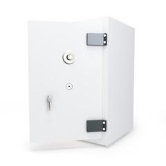 3d open safe box