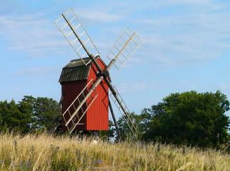 Windmühle auf Öland