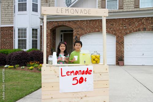 нескольких бизнес по продаже лимонада получить