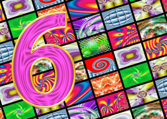 Телевидение и интернет технологии. Цифра шесть.