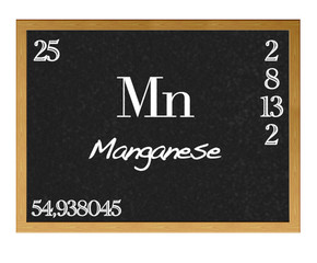 Manganese.