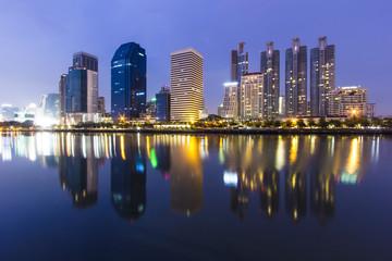 Bangkok Night time