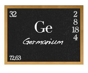 Germanium.