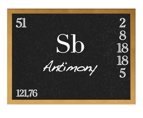 Antimony.