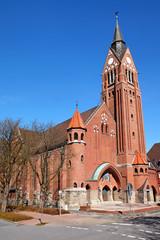 St. Willehad-Kirche in Wilhemshaven, Deutschland