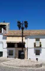 Santa Lucia Square, Ubeda, Andalusia, Spain © Arena Photo UK