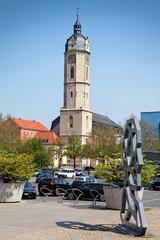 Stadtkirche St. Michael in Jena, Deutschland