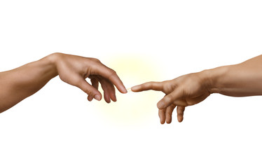 Michelangelo: Creation of Adam