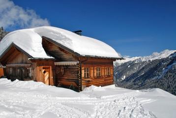 Gargellen, Vorarlberg, Austria
