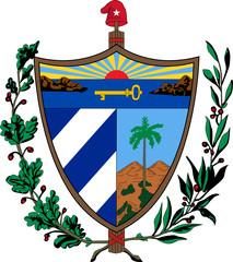 coat of arms of Cuba