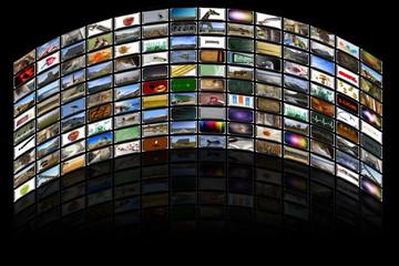Widescreen Media Room