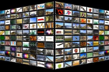 Cube Media Room