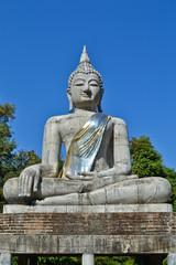 The Buddha Statue Of Thailand