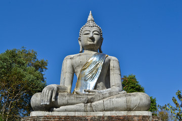 The Buddha Statue Of Thailand