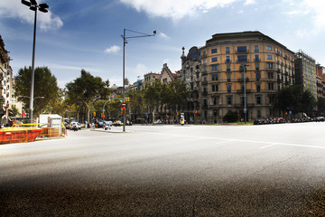 Monuments of Culture in Barcelona