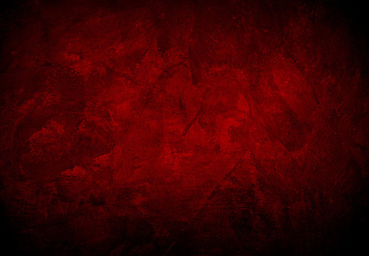 grunge red wall