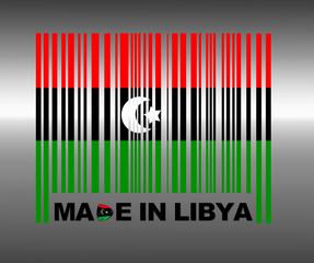 Made in Libya.