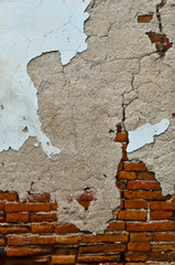 Cracked wall pattern