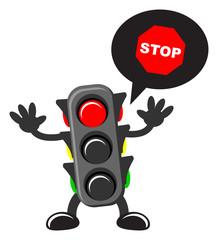 traffic sign icon