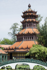 Chinese antique style Pagoda
