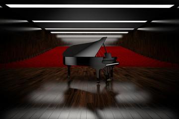 Piano in concert