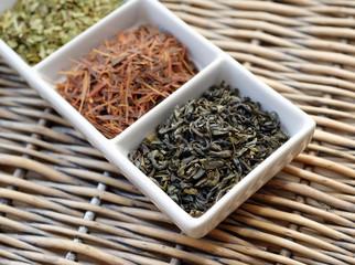 3 Teesorten