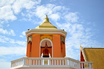 Thai Temple belfry