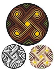 African Emblem