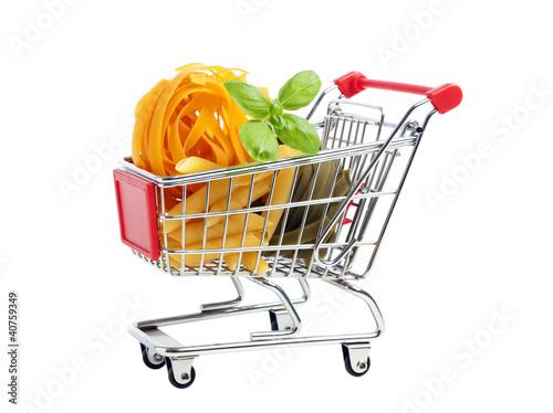 italienisches essen einkaufen stockfotos und lizenzfreie bilder auf bild 40759349. Black Bedroom Furniture Sets. Home Design Ideas