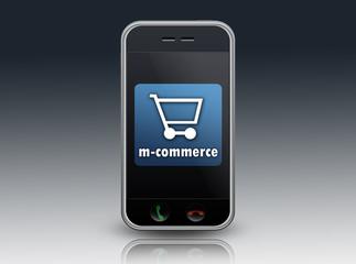 "Smartphone ""M-Commerce"""