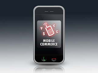 "Smartphone ""Mobile Commerce"""
