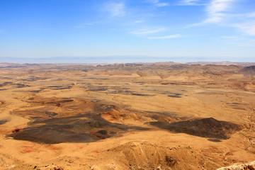 Ramon Crater , Israel