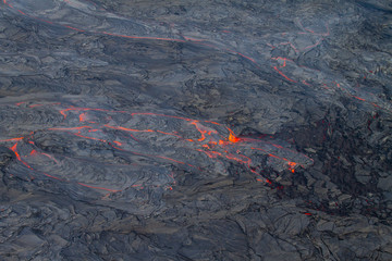 lava flow (Hawaii)