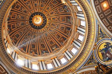 San Pietro basilica interior