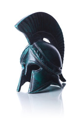greek helmet