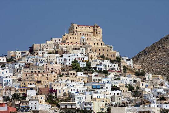 Ano Syro,Syros island, Greece