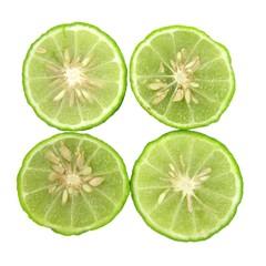 Kaffir Limes Isolated 3