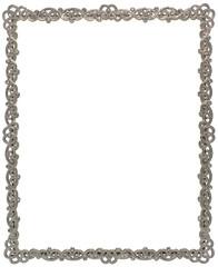 Sparkly frame