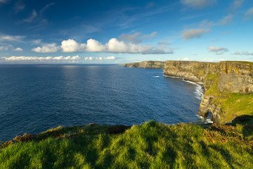 Wall Mural - Cliffs of Moher in Co. Clare, Ireland