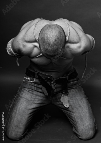 Male Bondage Pic 7