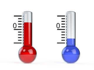 Thermometer - 3d icons