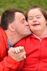 down syndrome amour