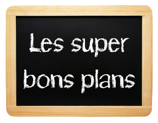Les super bons plans