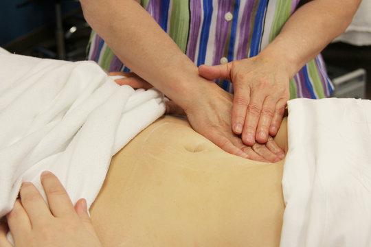 Abdominal Massage II