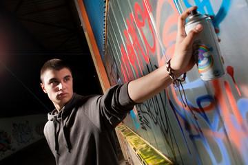 Teen artist